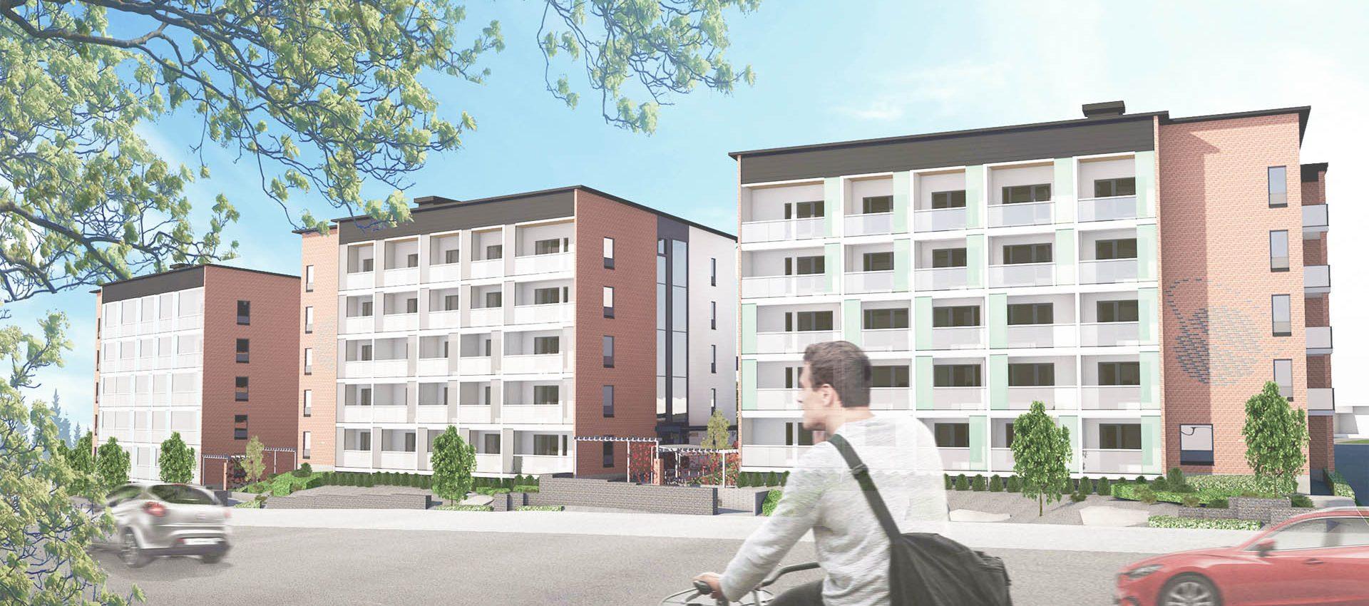 Arkkitehtitoimisto Sevendim - maankäytön ja asuintalojen suunnittelu