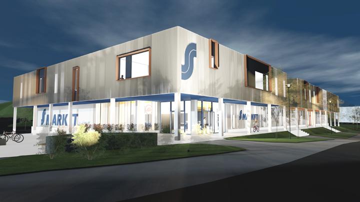 Arkkitehtitoimisto Sevendim - Tampere | Referenssit - Liikehuoneistot ja -tilat